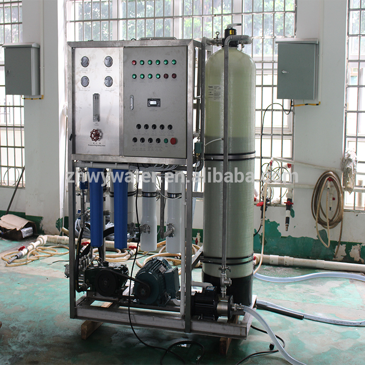 Manufacturer wholesale housing seawater desalination plant