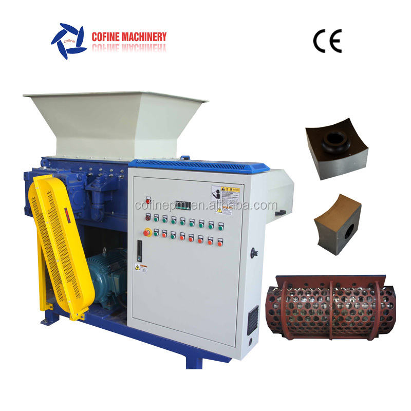Lage prijs PP/PE/PET/LDPE Plastic Crusher/Shredder/Grinder Machine