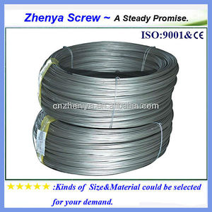 Factory steel wire rod 10b21 manufacturer/fastener material/popular in Asia and Europe