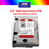 "Nas Hdd 3.5"" SATA 5400rpm 64mb 4TB hard drive NAS Hdd internal hard disk"