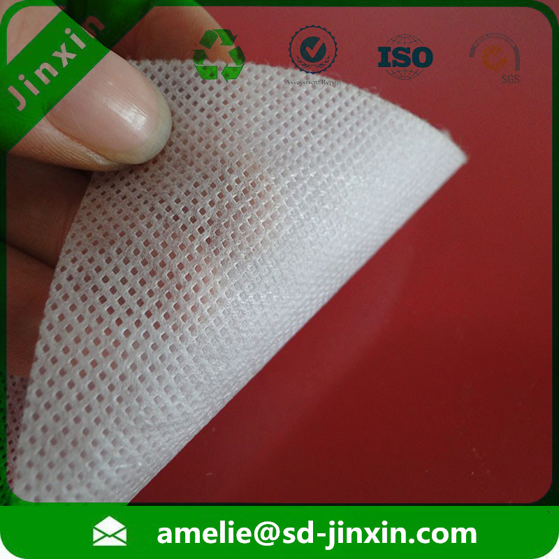 Flame retardant nonwoven furniture backpack fabric filling raw materials