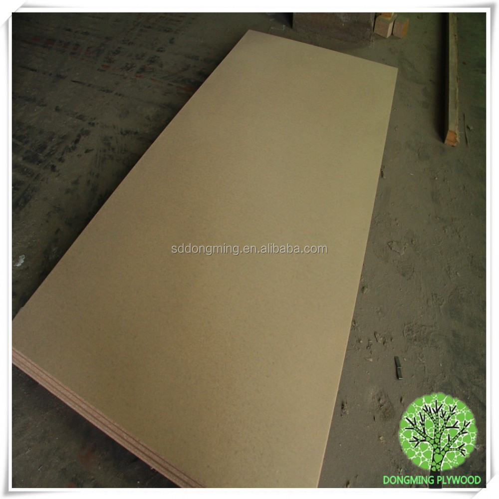 cheap price poplar wood plywood decoration laminated particle board