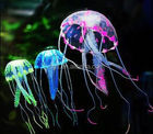 Cheap Wholesale prix bocal de poissons décoration réservoir de poissons ligh Jellyfish Fish Aquarium décoration méduses Glowing éclatant artificielle