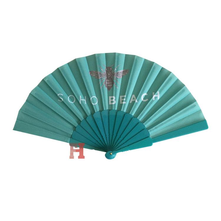 Grosir Kustom Dicetak Plastik Tangan Fan