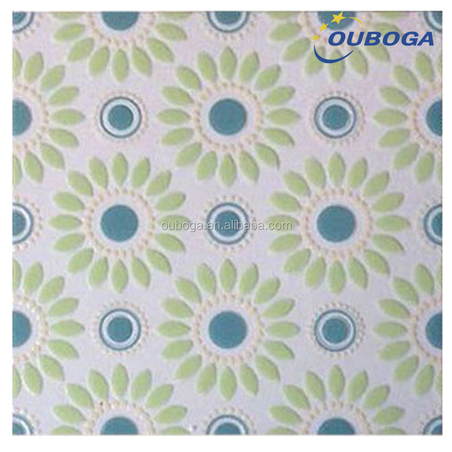 Hot sale ceramic flooring tiles fashionable living room floor tile bright colored porcelain floor tile