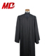 Full Fluted Back and Shoulder Traditional Clergy Robes