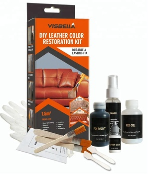 Leather Renew Recolor Repair Kit for Leather Products, View leather ...