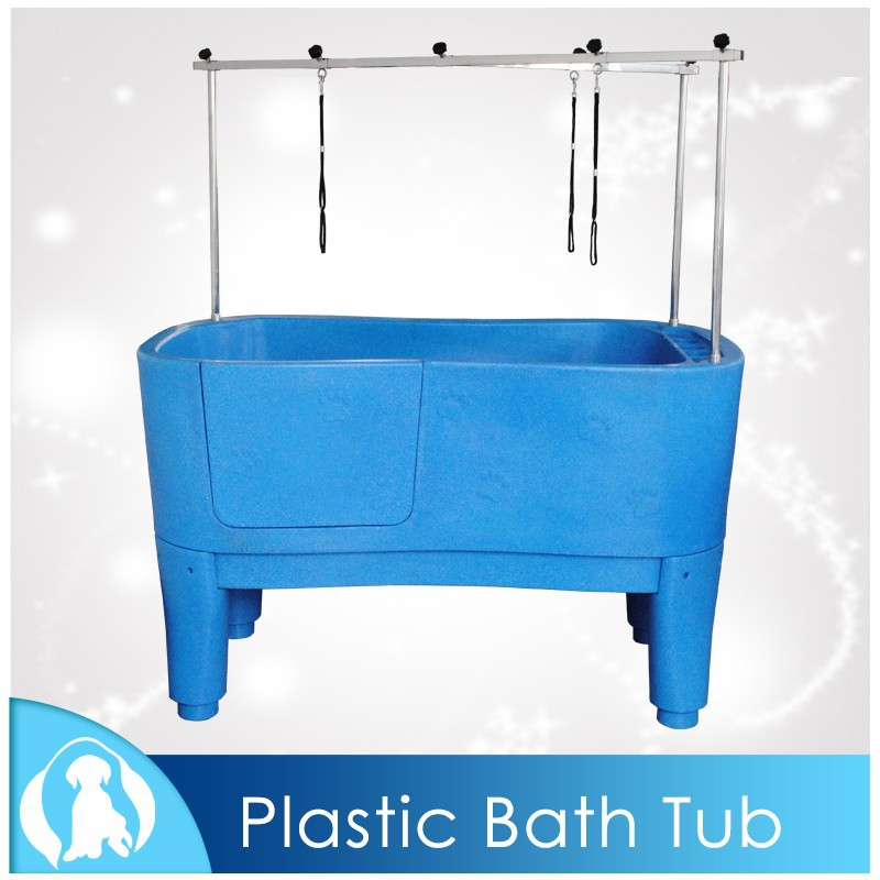 High quality plastic pet grooming baths /H-111