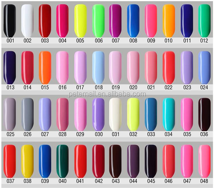 Factory Direct Price Wholesale 2015 New Arrival Nail Gel Polish Uv Gel Nail Polish Buy New