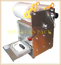 Manual Tray sealer machine /Manufacturer offer professional design tray sealer