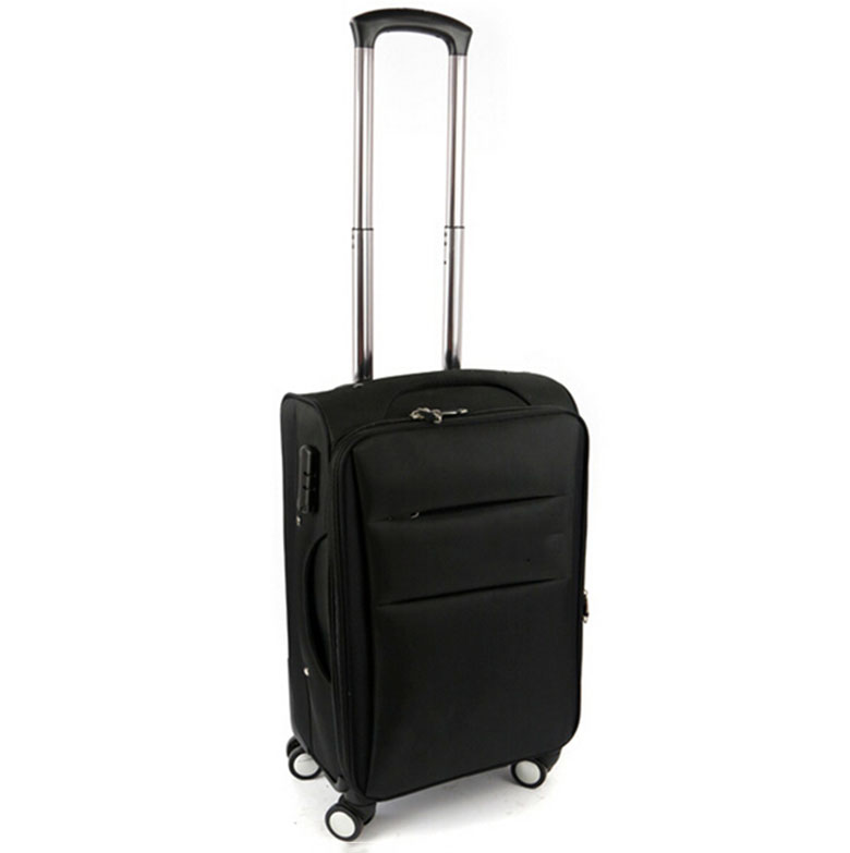 2016 Newest Fashion Trolley Suitcase Wheeled luggage bag