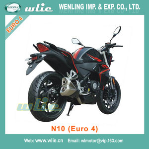 Top quality moorcycle monkey mini motorcycle 50cc EEC Euro4 Racing Motorcycle N10 125cc Water cooled EFI system (Euro 4)