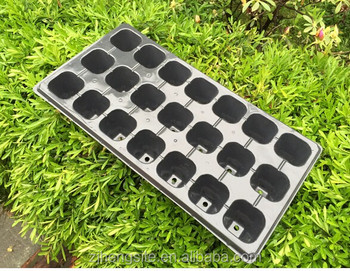 2016 Hot New Products Gardening Trays Hydroponic Propagation Biodegradable  Seed Tray