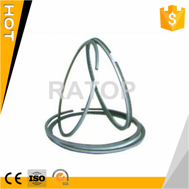 6D16 Factory price excavator engine parts piston ring