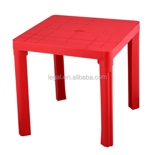 Indoor Plastic Kids Table Outdoor Kids Writing Table Kids Dining Table