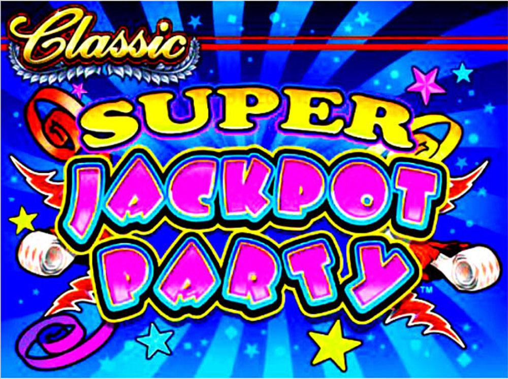 Super Jackpot Party Online