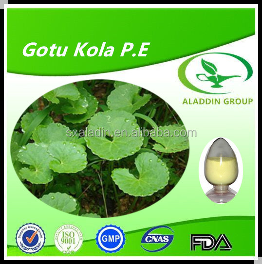 Improving intelligence natural gotu kola extract