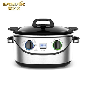 Chinese stainless steel 8 in 1 Multi Functional Oven slow cooker