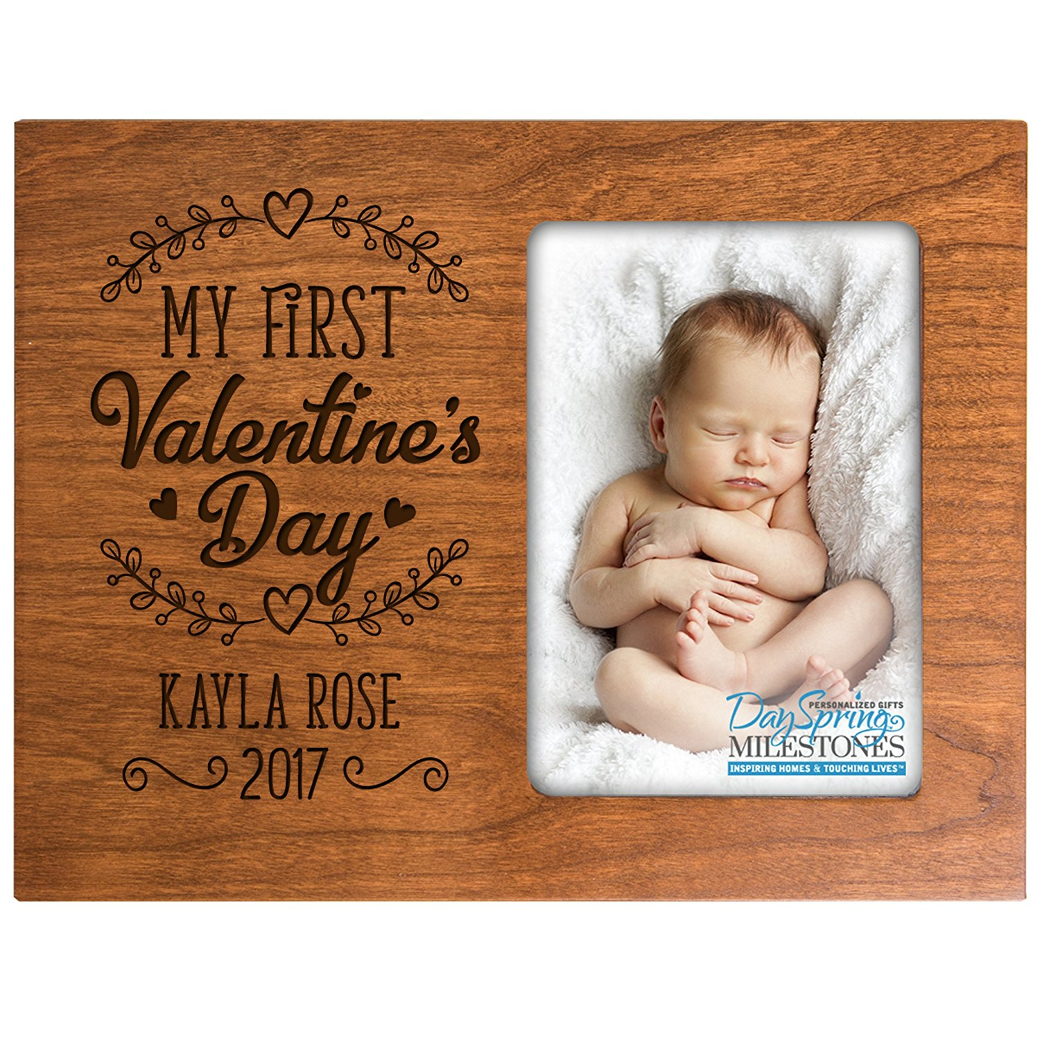 Buy Personalized Valentine S Day Photo Frame Gift Custom Engraved