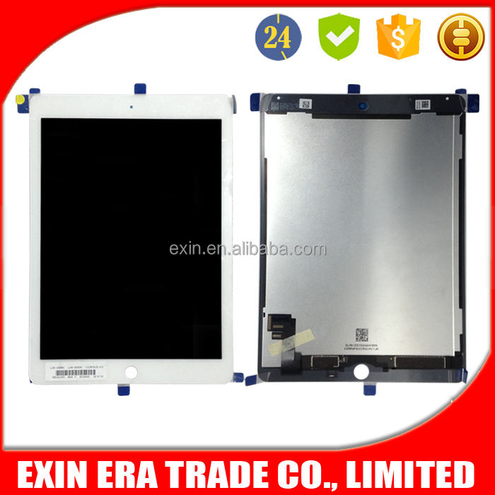wholesale for ipad screen lcd, for ipad air 2 lcd digitizer, top quality lcd display for ipad air2