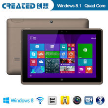 New arrival 2G RAM 32G ROM Quad Core 1.8GHZ 10.1 inch 1280 x 800 pixel cheap windows tablet
