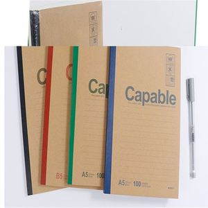 N080-A Wholesale softcover notebook printing notebook manufacturer,secure notebook