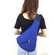 China Supplier Top-quality Zipper 600D Polyester Sling Bag For Ladies