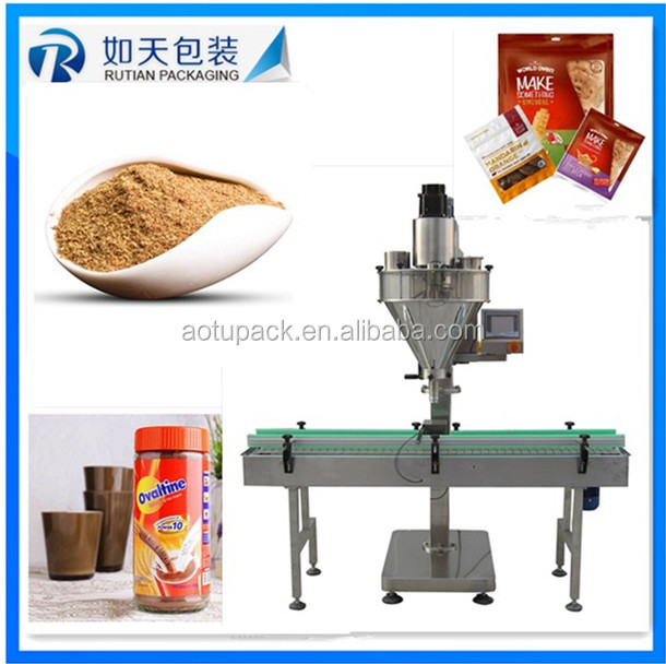 New chlorine granules powder filling <strong>machine</strong> with auger