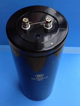 5000hours Capacitor 500v 1800uf,Screw Terminal Electrolytic ...