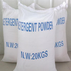 20KG natural washing detergent soap powder