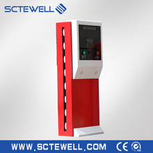 Smart rfid car parking sensor system automated payment parking system price