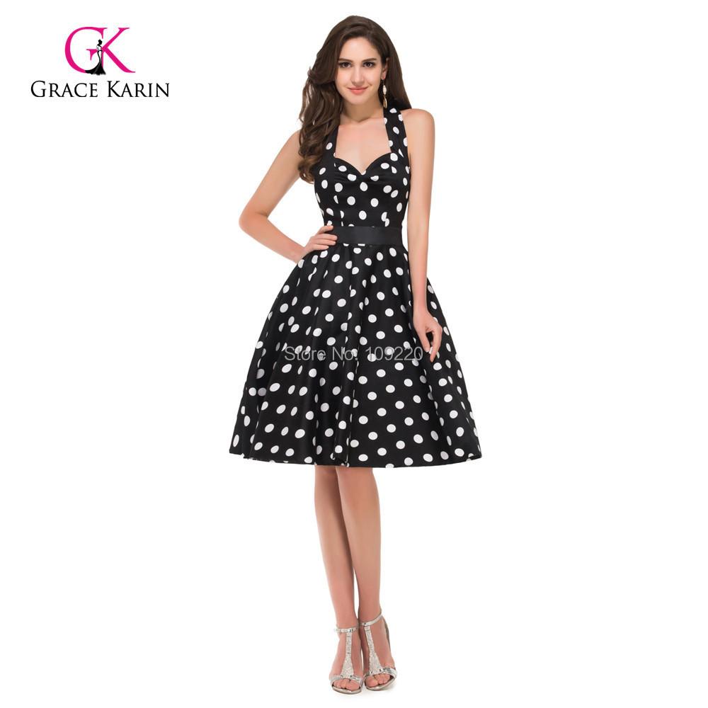 Cheap Polka Dot 50s Dress Find Polka Dot 50s Dress Deals On Line At