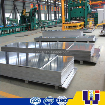 DC or CC high-precision and various size aluminium roofing sheet for shed