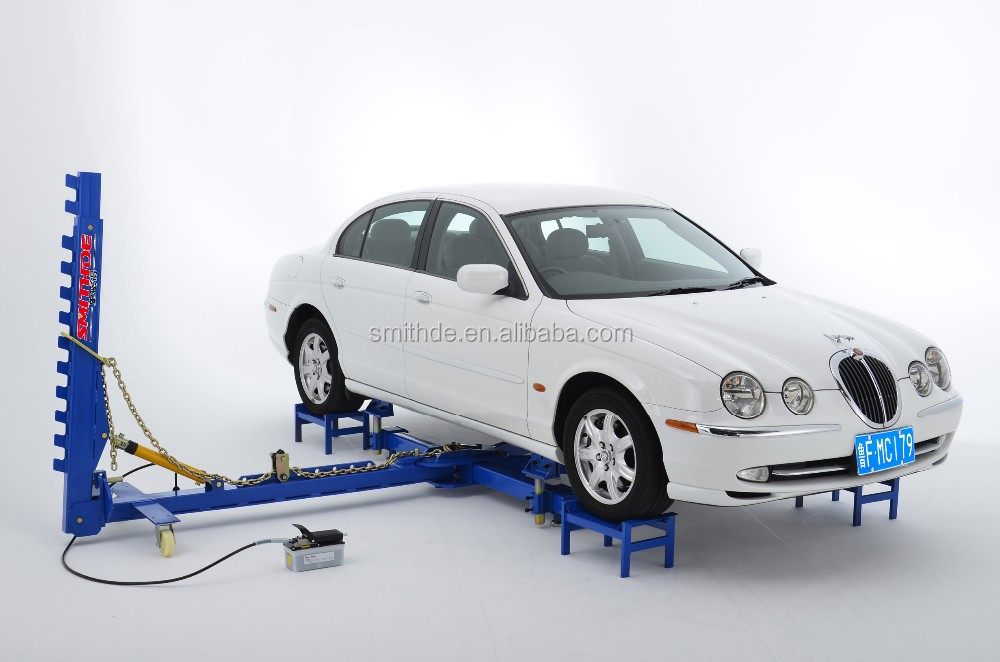 frame machine for cars