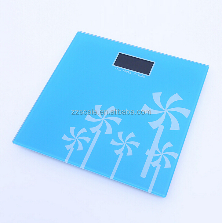Bathroom body Digital Scale / glass basic Digital Scale