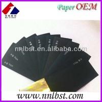 Paper Packaging Brown Cardboard, Black Cardboard Paper