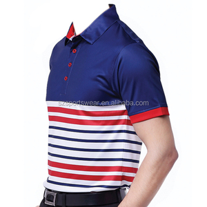 OEM/ODM Dry fit material mens New design polo T Shirt