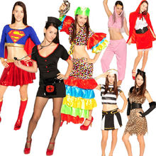 MAA-82 Adult Womens Funny Carnival Party Halloween costumes