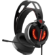 ONIKUMA M180Pro USB Gaming Headphones Vibration 7.1 Surround Sound 3.5MM Stereo Gaming Headset Light Headphone For Computer