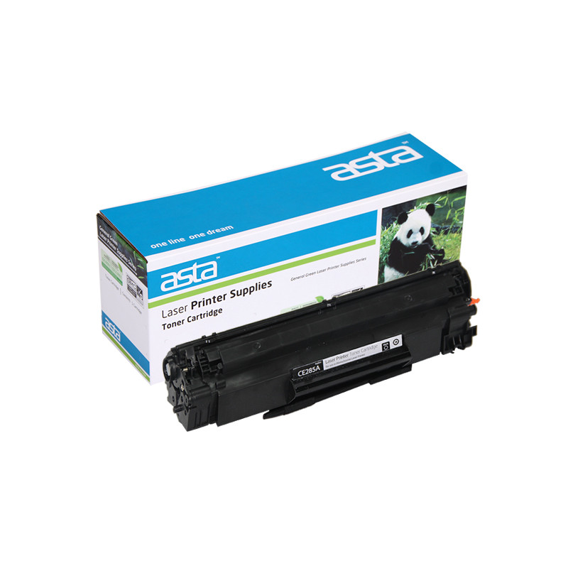 laser printer toner cartridge used for hp ce285a toner cartridge chip reset toner chip for hp 85a