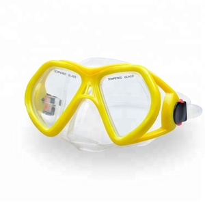 Children Diving Equipment Kids Swimming snorkeling scuba diving mask