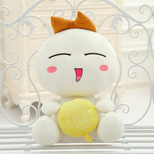 cute plush soft lovely baby cuddle emoji face stuffed toys