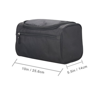 Toiletry Bag Travel Case With Hanging Hook Organizer For Accessories Shampoo Cosmetic Personal Items Healthcare Ha