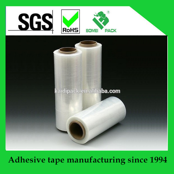 Best seller good quality PE stretch film with free samples