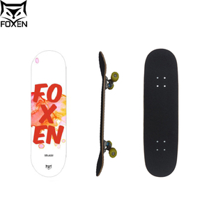 OEM/ODM Maple Deck Skateboard Complete Skate Board Decks 8.25 Blank Skateboard Decks Wholesale UK