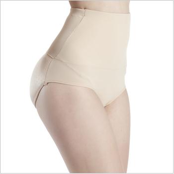 39bf33014 Women Abundant Buttocks High Waist Padding Panties Bum Padded Girdle Tights Belt  Butt lifter Enhancer Hip