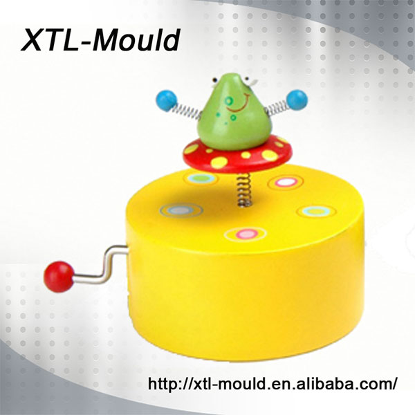 Wholesale Popular High Quality Molded Plastic Child Toy Mould Making