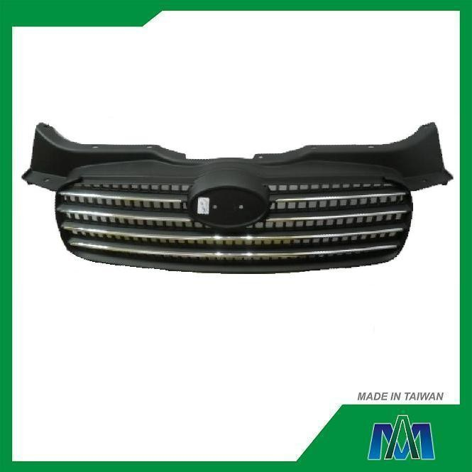 86360-1E010 863601E010 ABS GRILLE FOR HYUNDAI ACCENT 06 10 SEDAN RADIATOR GRILL