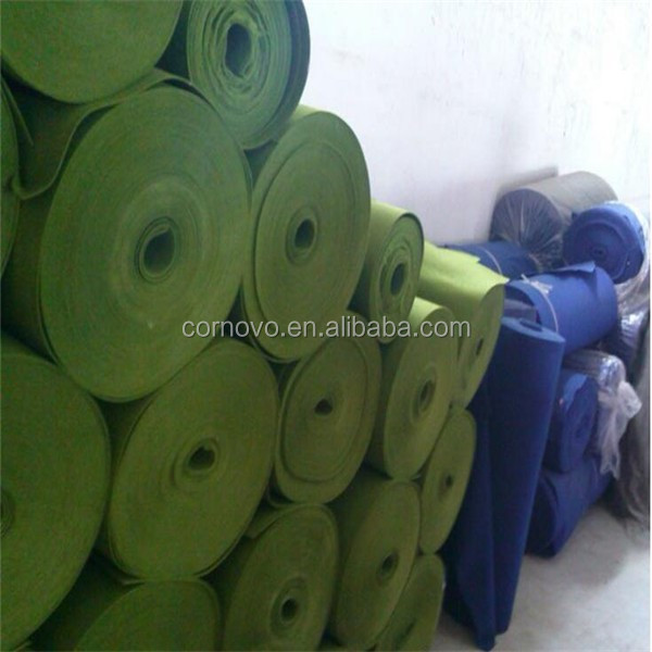 best selling 6mm sound-absorbing polyester felt for crafts