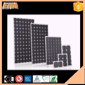 Modern Design Low Price 100w Mono Silicon Cell Pv Solar